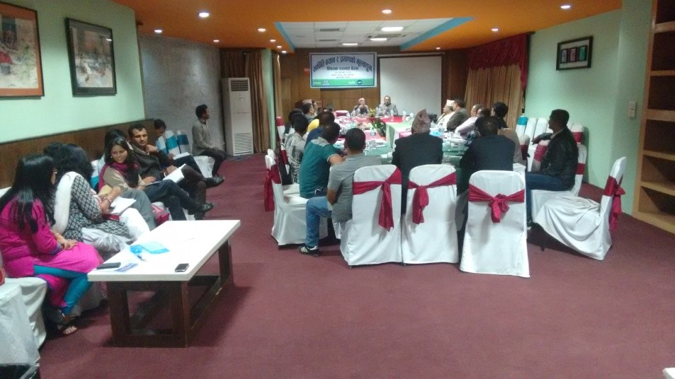 AF organized Consultation Meeting on