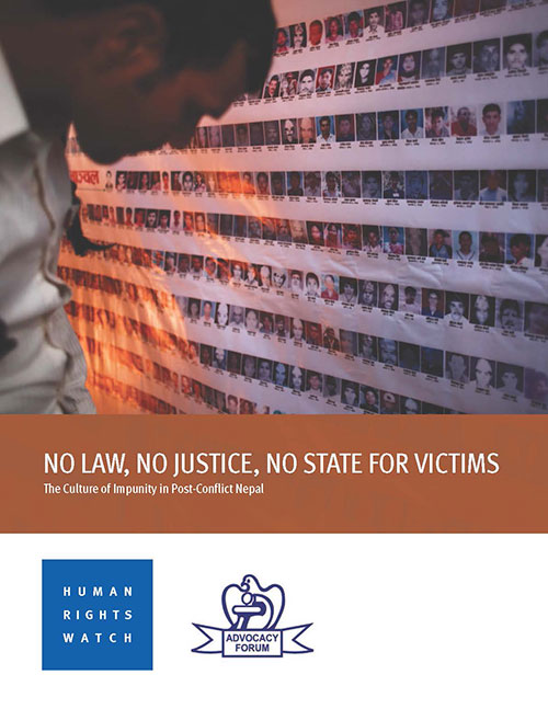 Nepal: Stalling on Justice for Conflict-Era Crimes - Failure to Prosecute Enabling Fresh Abuses