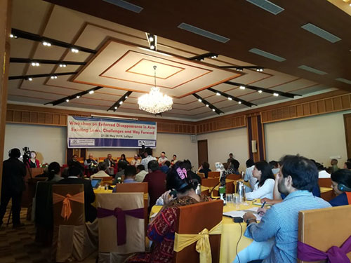 Workshop on Enforced Disappearance Convened in Nepal