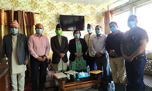 AF and Civil Society Organizations Submitted a Memorandum to Minister for Law, Justice and Parliamentary Affairs, recommended the Government to counter the COVID-19 Pandemic Situation